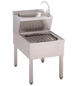 KBS Handwasch-Ausgussbecken 50x60x85 cm