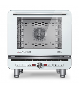 Alphatech ICON Heißluftofen ICET023