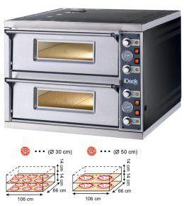 Moretti-Forni Pizzaofen iDeck PD 105.65