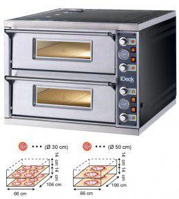 Moretti-Forni Pizzaofen iDeck PD 65.105