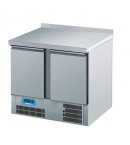 Chromonorm Kühltisch, 2 Türen