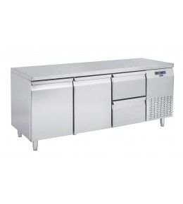 COOL-LINE-Kühltisch KT 1755 2T 2Z