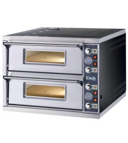 Moretti-Forni Pizzaofen iDeck PD 60.60