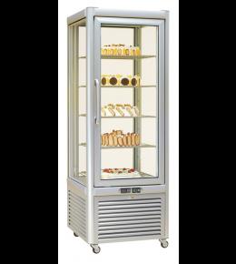 KBS Tiefkühlvitrine Prisma 400 TBV/PF (bronze)