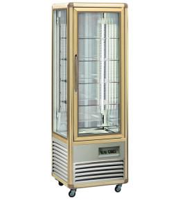 KBS Kuchenvitrine Snelle 350 Q LED (bronze)