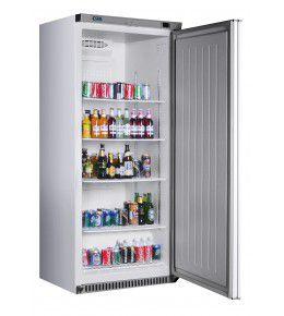 COOL-LINE Umluft-Gewerbekühlschrank RC 600 WEISS