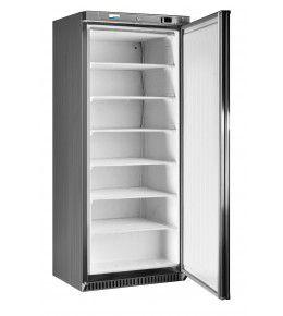 COOL-LINE Umluft-Gewerbekühlschrank RCX 600 INOX