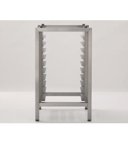 Eloma Untergestell EB 30 mit Auflagen, 1000 mm hoch