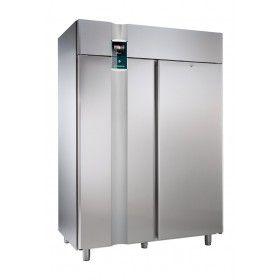 Alpeninox Umluft-Gewerbetiefkühlschrank TKU 1402 Super Premium