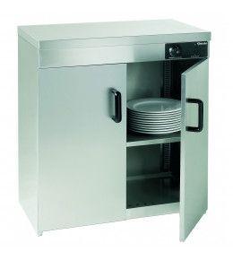 Bartscher Wärmeschrank 2T, 110-120 Teller